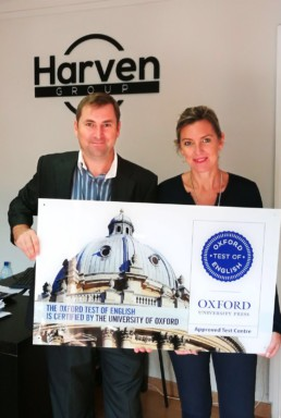 Oxford test of english - Harven Group